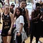 Invitation de la Fédération Française de Basket féminin